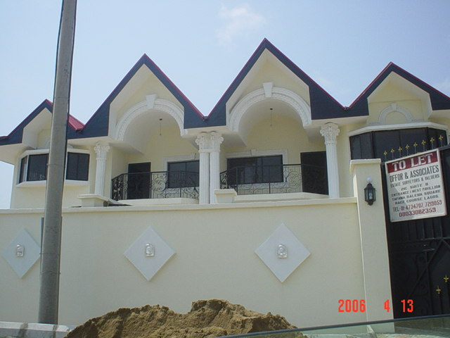 House plans and design architectural designs in nigeria for Nigeria building plans and designs