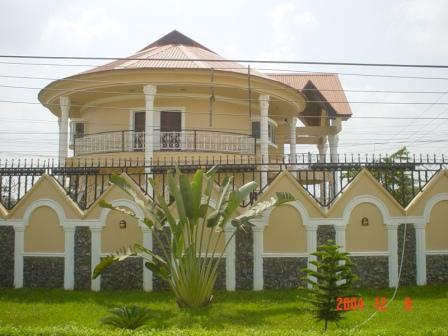 House plans and design architectural designs in nigeria for Nigerian architectural designs