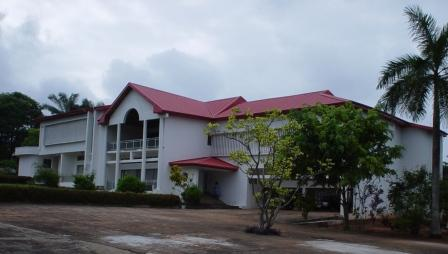 House designed by architect Ugo Nwakudu